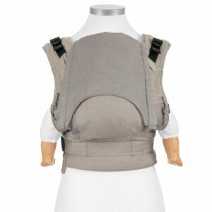 mochila-ergonomica-fidella-fusion-classic-lines-beige