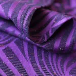 bandolera-yaro-dandy-purple-black-porteo-ergonomico-store